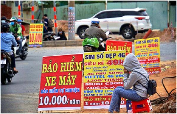 Cảnh giác với bảo hiểm xe máy giá rẻ Hà Nội bán tràn lan