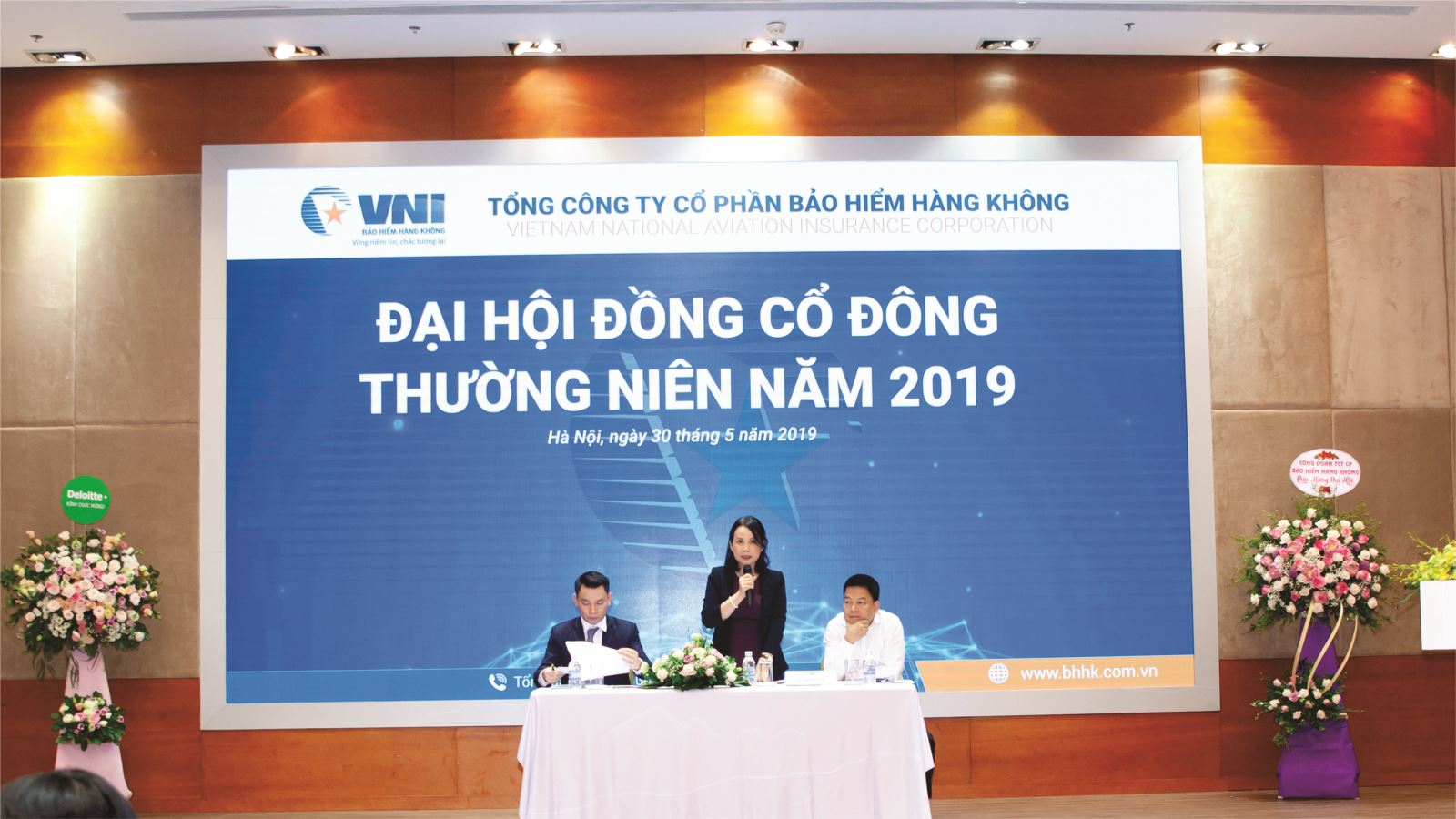 VNI tổ chức Đại hội đồng cổ đông thường niên 2019 - Mục tiêu tổng doanh thu đạt 1.550 tỷ đồng