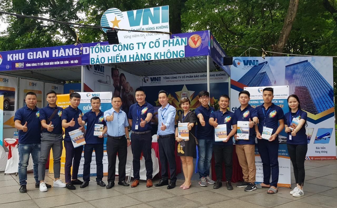 Bảo hiểm Hàng không (VNI) tham dự Hội nghị Kết nối cung cầu, thúc đầy tăng trưởng kinh tế năm 2020