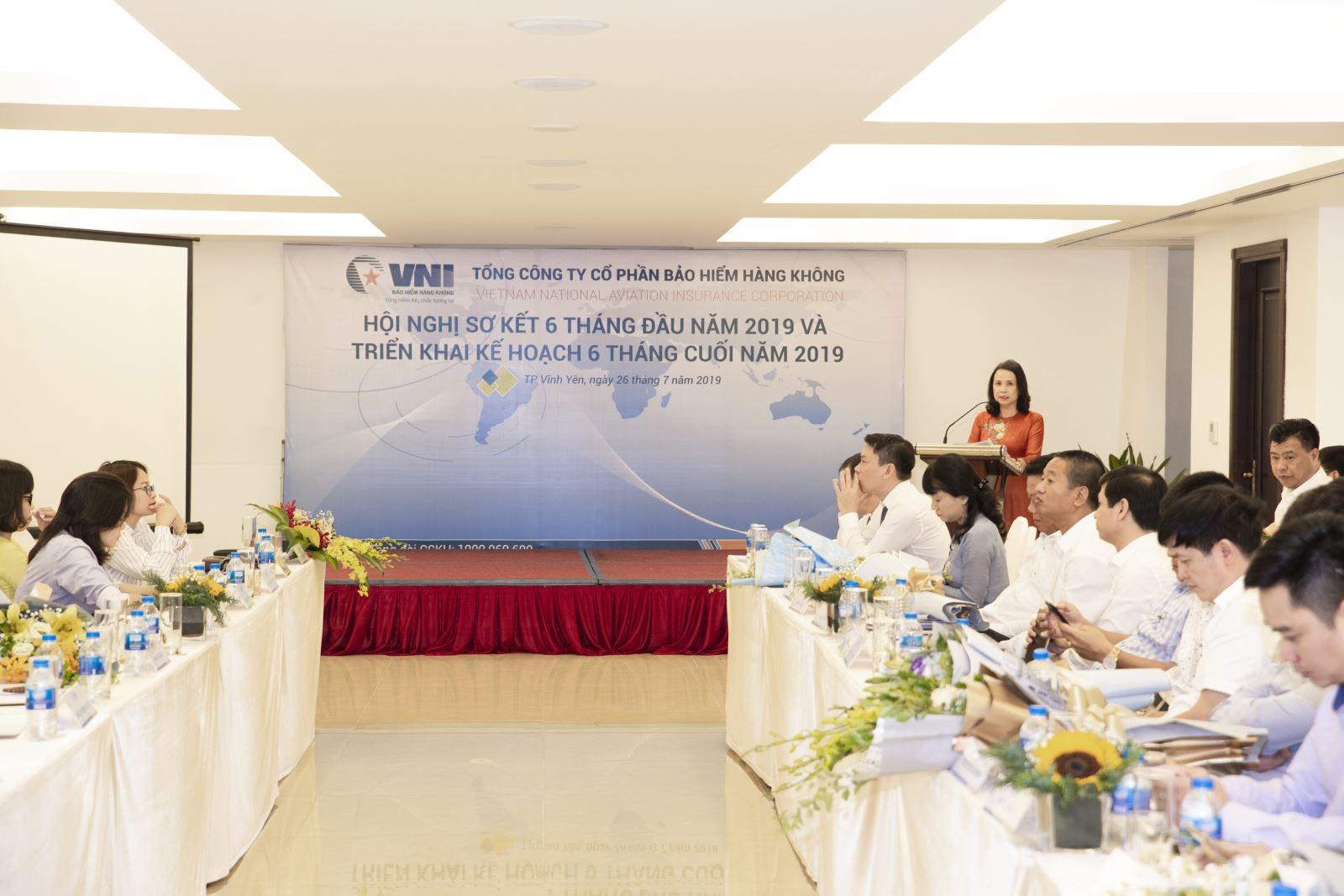 VNI tổ chức Hội nghị sơ kết 2019: Mục tiêu tăng trưởng có kiểm soát