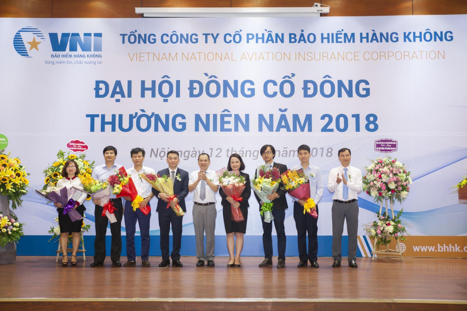 VNI Đại hội đồng cổ đông thường niên 2018