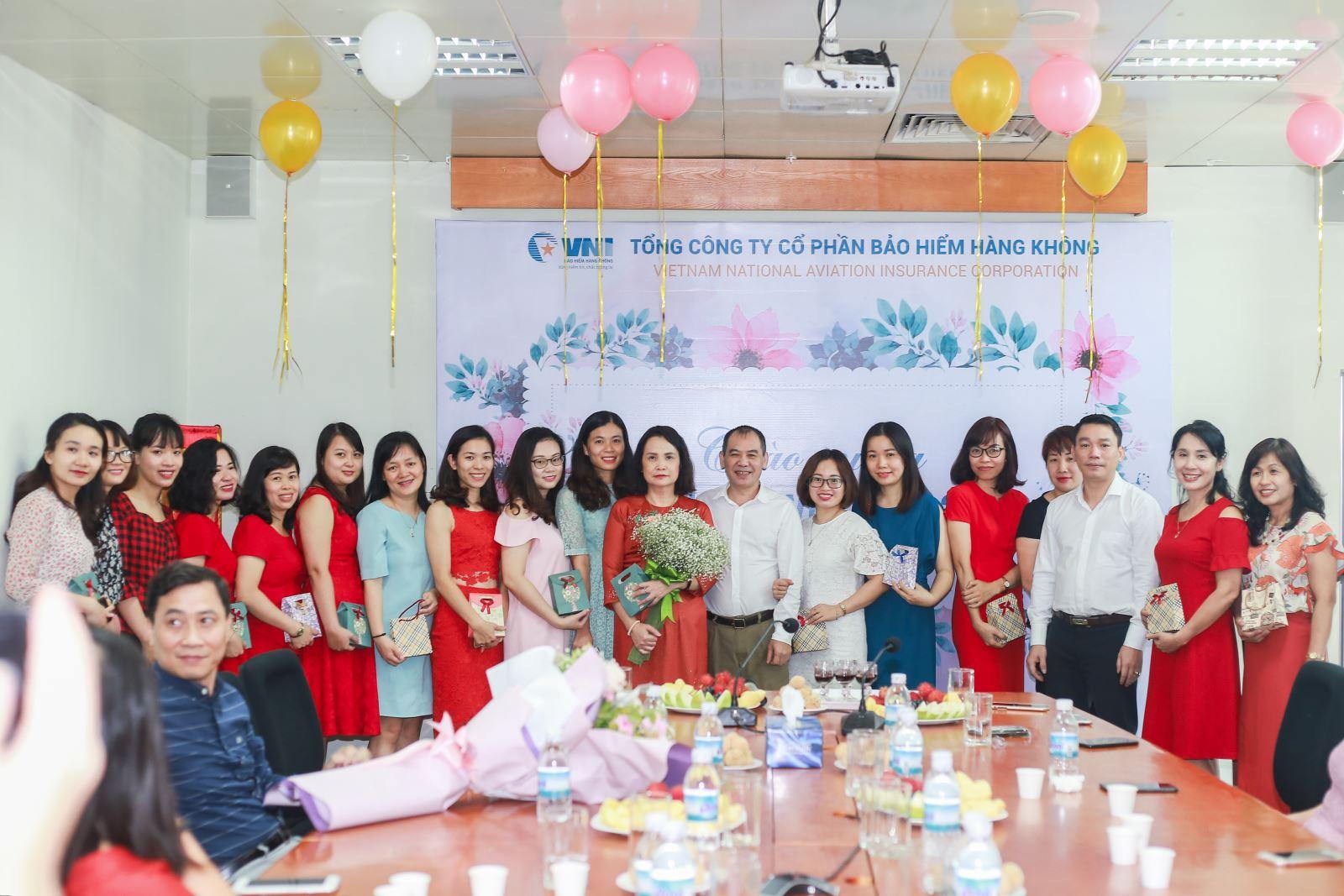 VNI tổ chức ngày 20-10 và công bố kết quả Miss photo VNI 2019