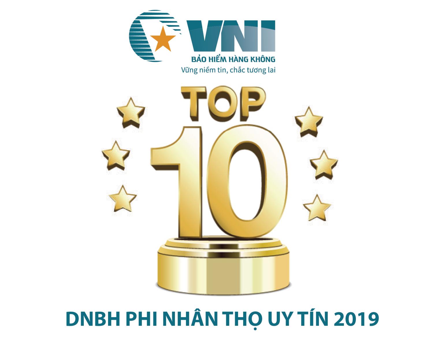 Top 10 Công ty bảo hiểm uy tín năm 2019