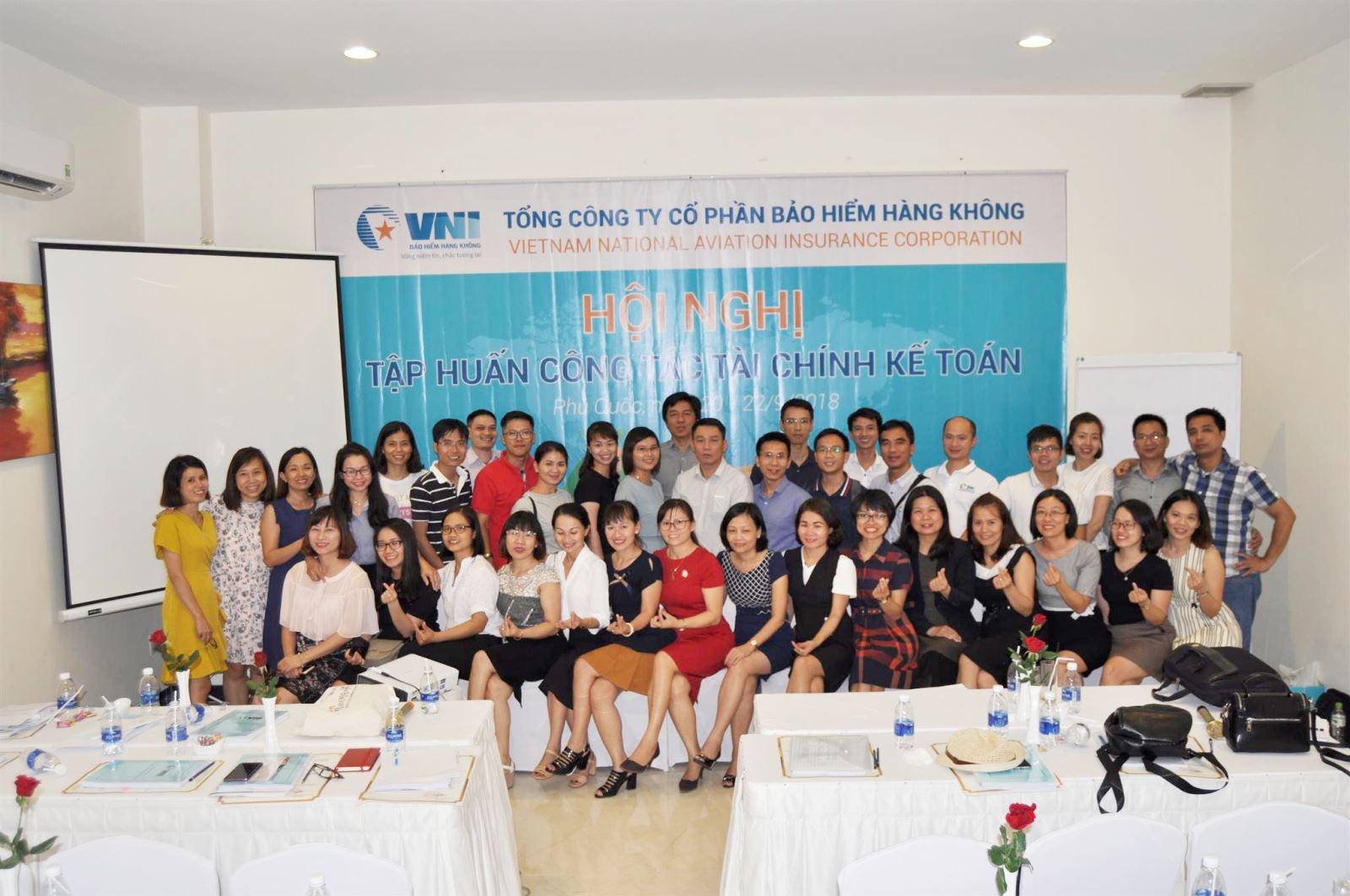 VNI tổ chức Hội nghị tập huấn công tác tài chính kế toán 2018