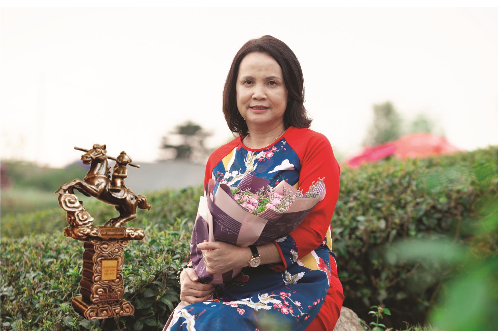 Chủ tịch HĐQT Bảo hiểm Hàng không (VNI) nhận danh hiệu Doanh nhân tiêu biểu 2019