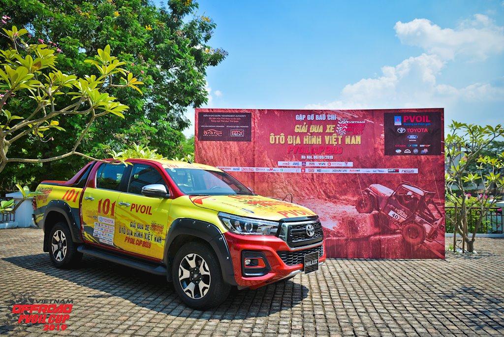 VNI tài trợ bảo hiểm cho giải đua xe địa hình PVOIL VOC 2019