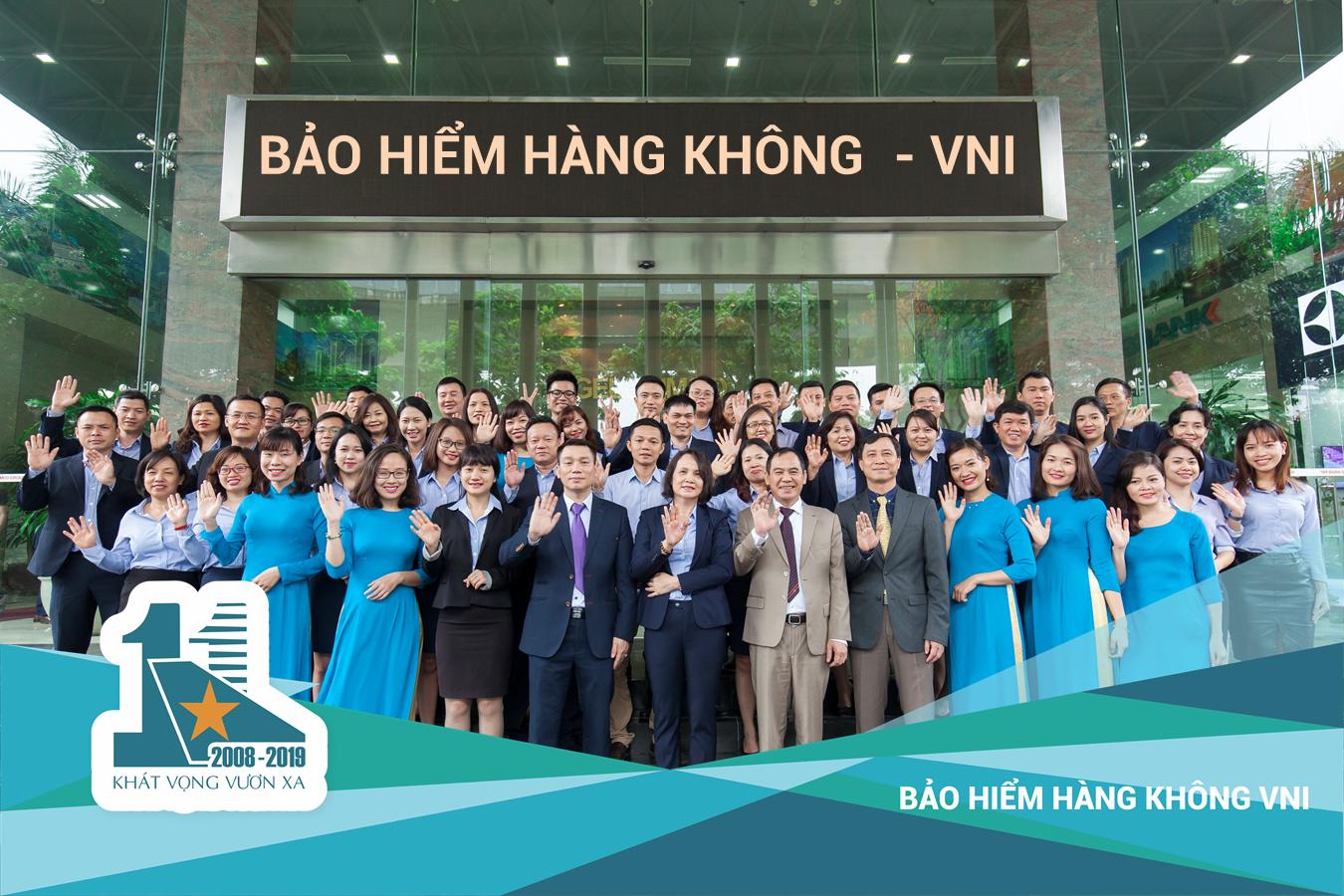 11 năm thành lập - Văn hóa doanh nghiệp là yếu tố nền tảng đối với VNI